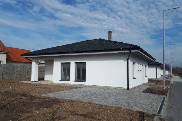 Dolná Streda- novostavby rodinných domov na 5á pozemkoch na predaj - Rodinný dom - Predaj