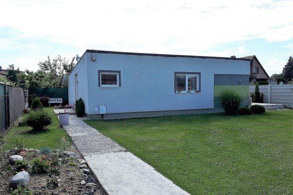 TU CASA, s.r.o.- Ponúkame na predaj 4 izb. nízkoenergetický dom v Seredi na 604m2 pozemku - Rodinný dom - Predaj